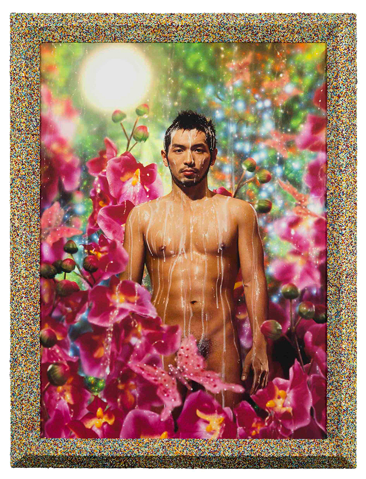 pierre and gilles new exhibition 39 heroes 39 soon in paris. Black Bedroom Furniture Sets. Home Design Ideas