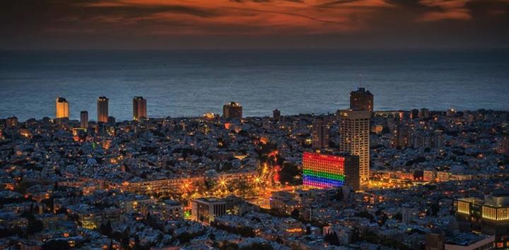 tel aviv gay pride 2014 municipality
