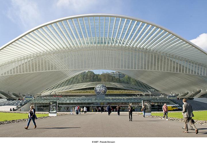 Liège Guillemins Station