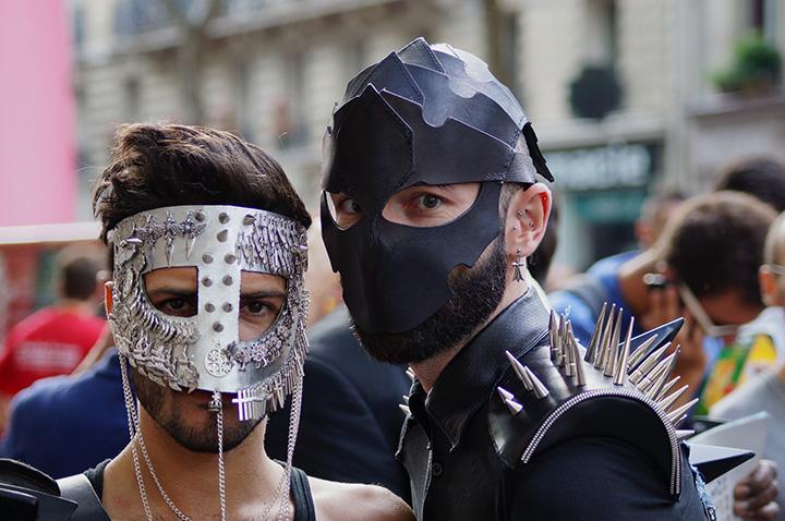 gay pride paris images 2013