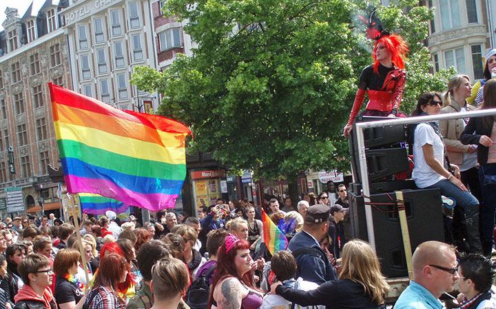 photos gay pride Lille 2013