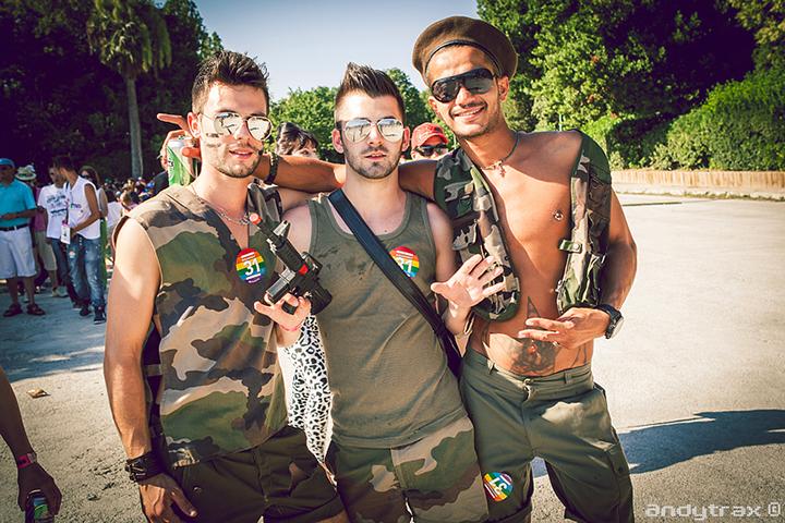 photos gay pride marseille 2013