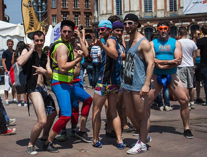 gay pride toulouse photos 2013
