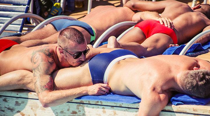 gay cruise 2015