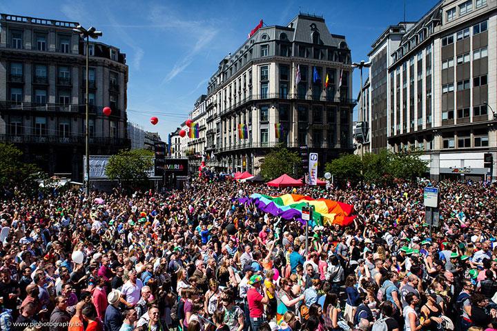 gay pride Bruxelles