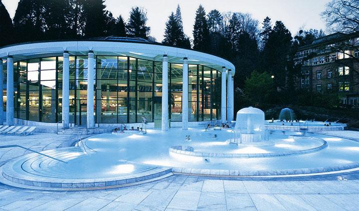 Caracalla Baden Baden
