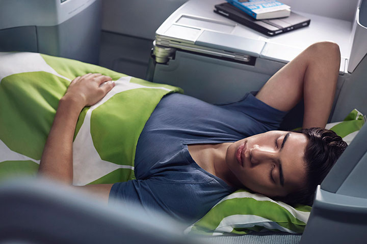 Classe Affaires Finnair