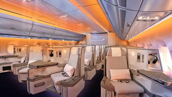 Finnair A350 XWB Business