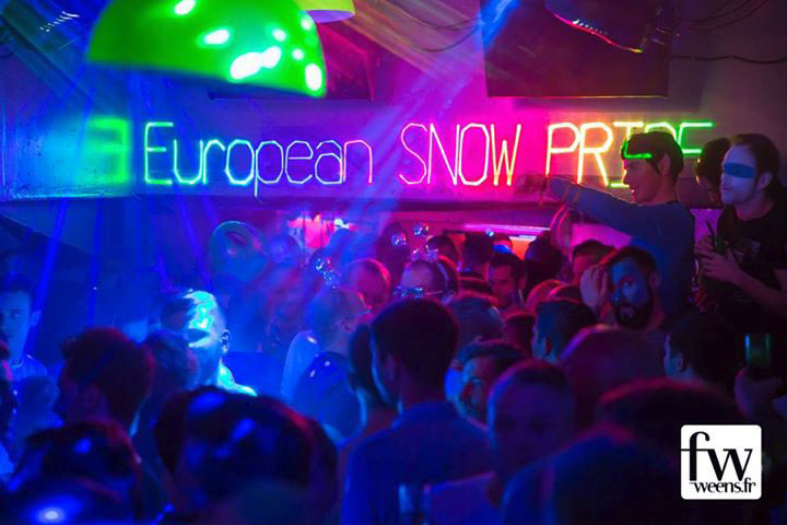 European Snow Pride