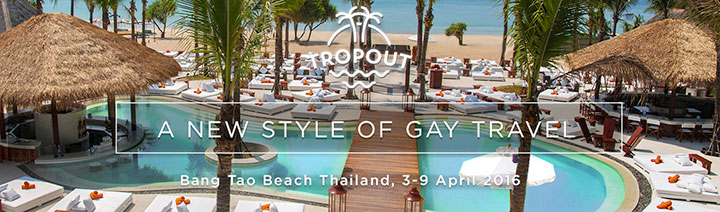 gay event tropout thailand