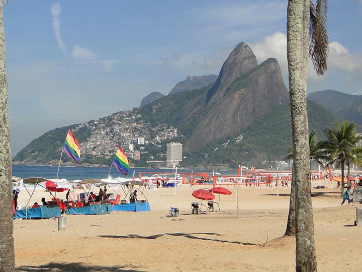 Plage gay Rio de Janeiro