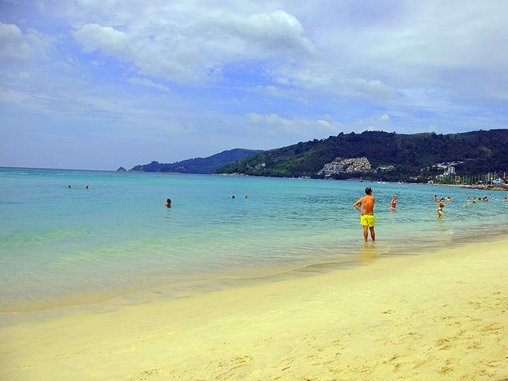 Gay beach Phuket