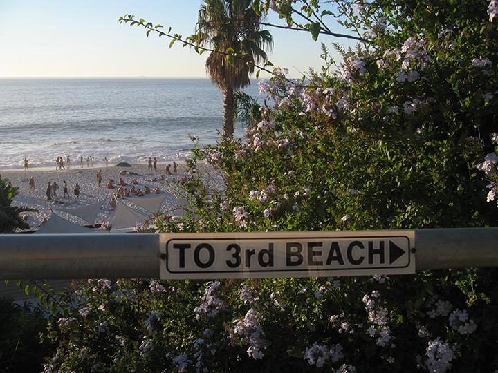 Gay beach Cape Town