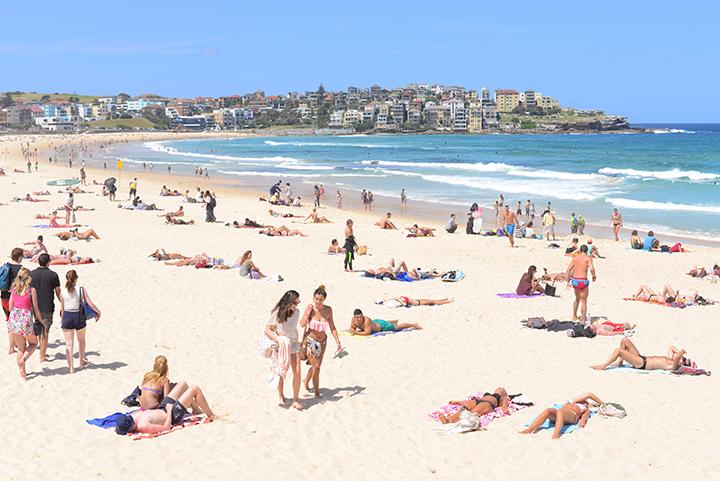Gay beach Sydney