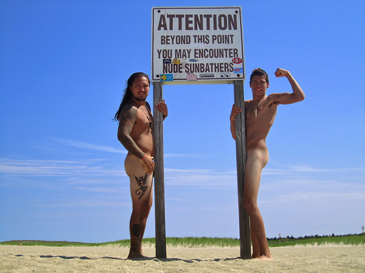 gay nude beach sandy hook
