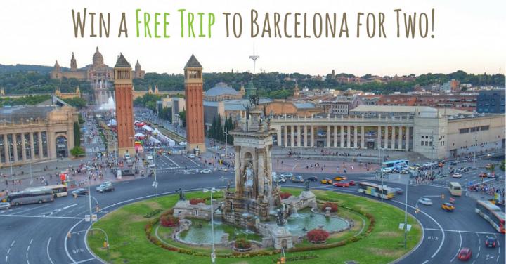 Barcelona, trip, concours