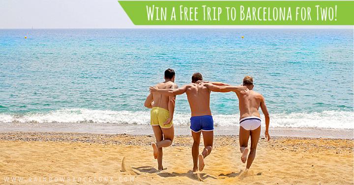 Barcelona, trip, gay, play