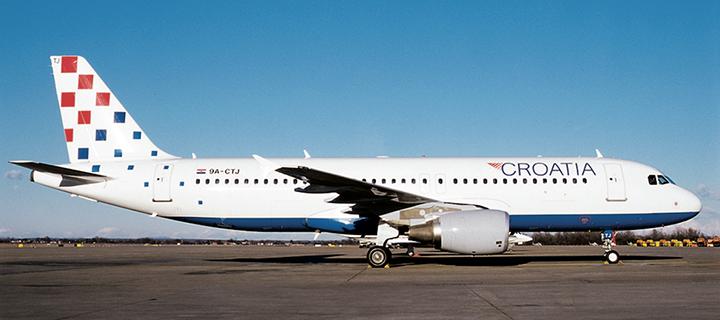 Croatian airlines