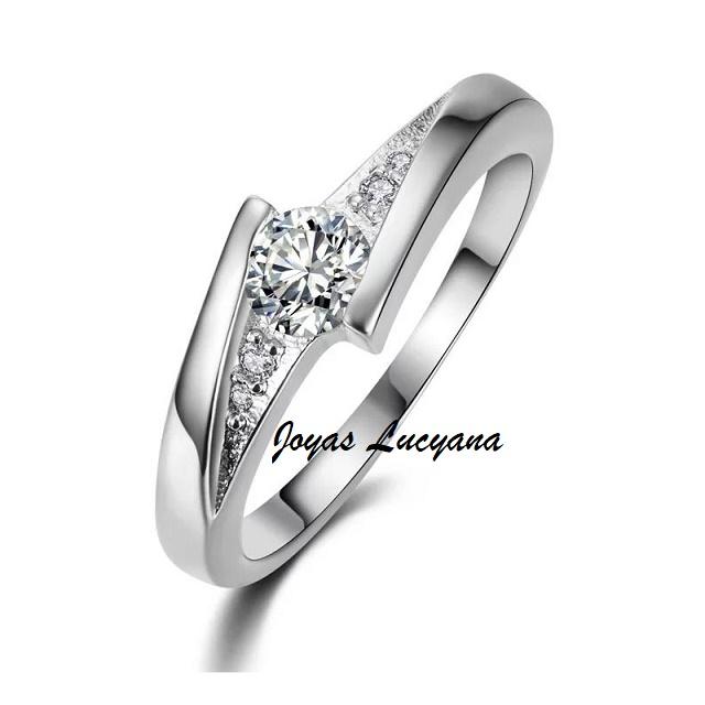 088b487624f7 Joyas y Accesorios Lucyana Anillos de Compromiso Aros de Matrimonio ...