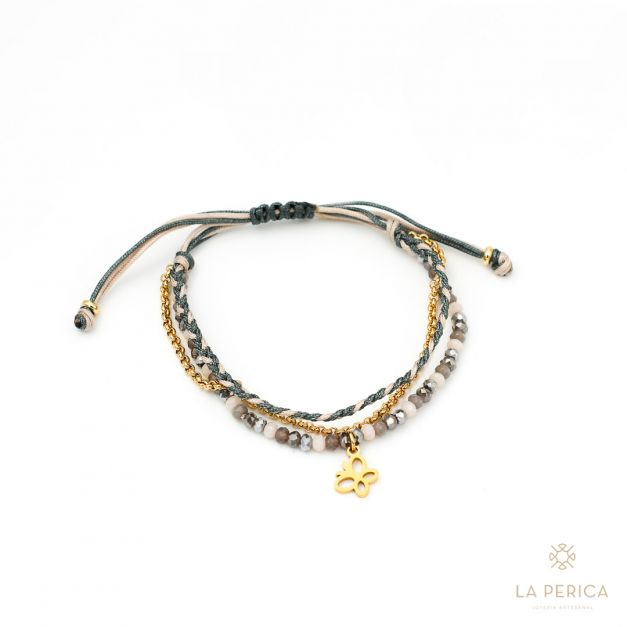 Pulsera Julieta Triple