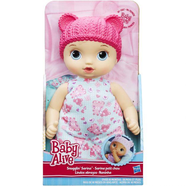 Baby Alive Snugglin Sarina