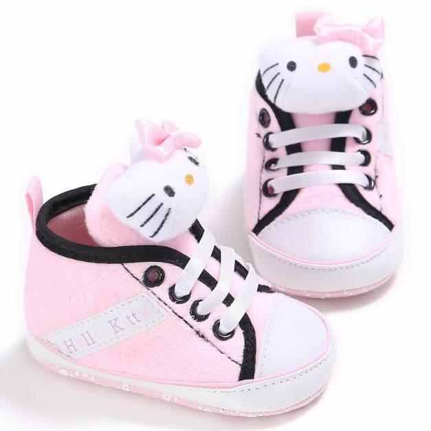 Zapato Hello Kitty bebé.
