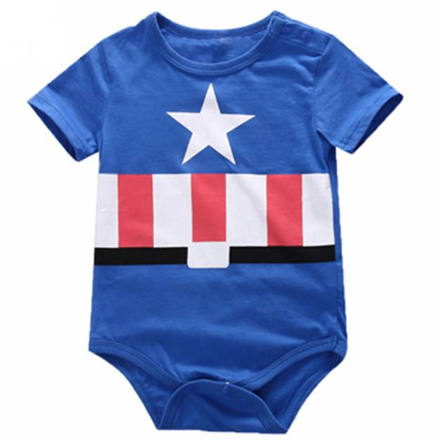 Body Capitán América