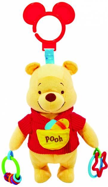 Disney Baby - Pooh con sonaja.