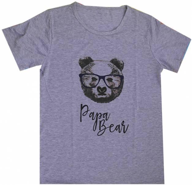 Polo Familia Papá - Baby Bear.