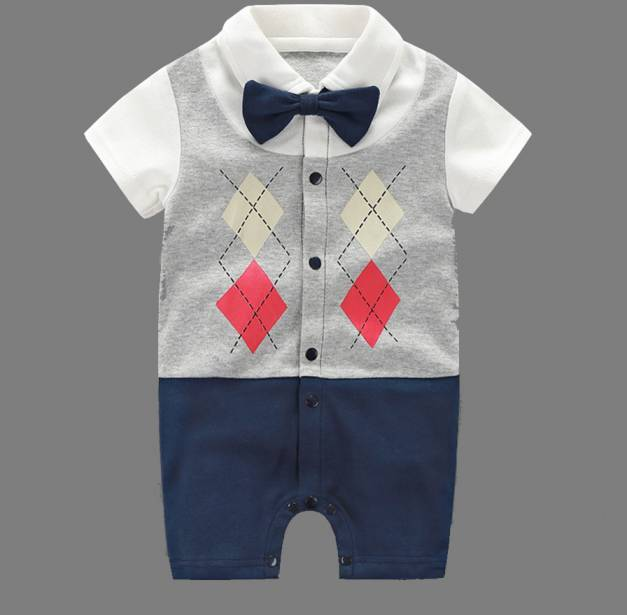 Enterizo Baby Fashion Gentleman.