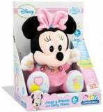 Disney Baby - Peluche Minnie bebé juega y aprende.