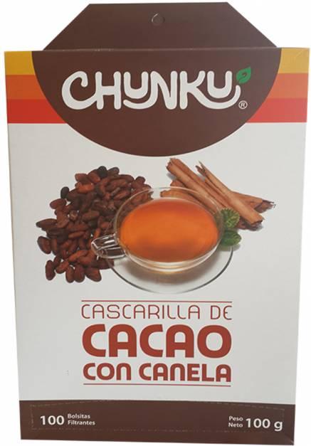 Chunku Filtrantes de Cascarilla de Cacao x 100 unid