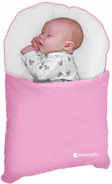 MATERNELLE - Sleeping Bag Baby Rosado.