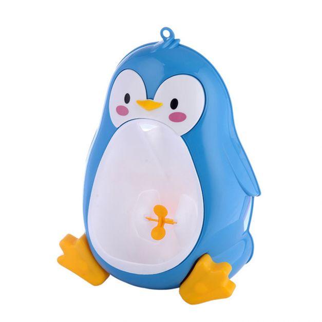 Urinario Pingüino celeste