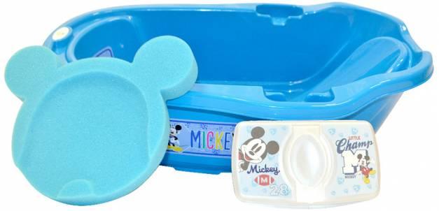 Disney Baby - Bañera con Accesorios Mickey.