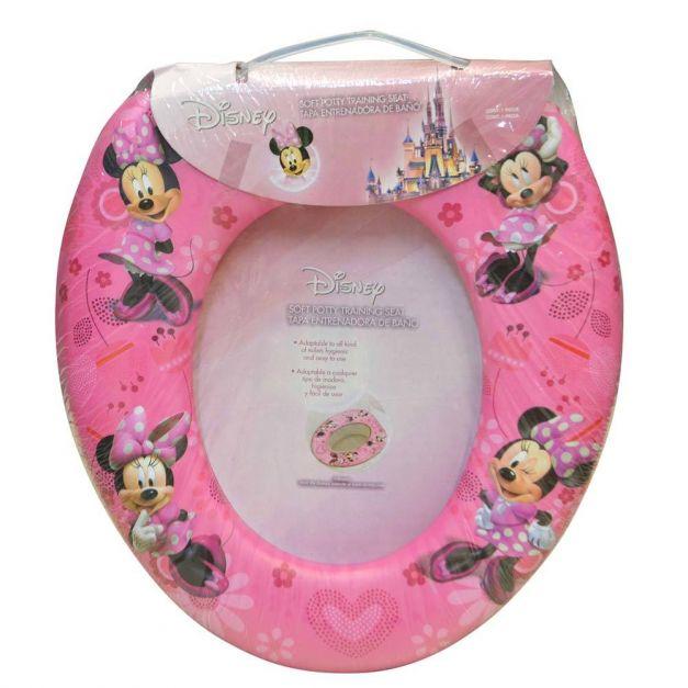 Disney Baby - Tapa Entrenadora Acolchada Minnie