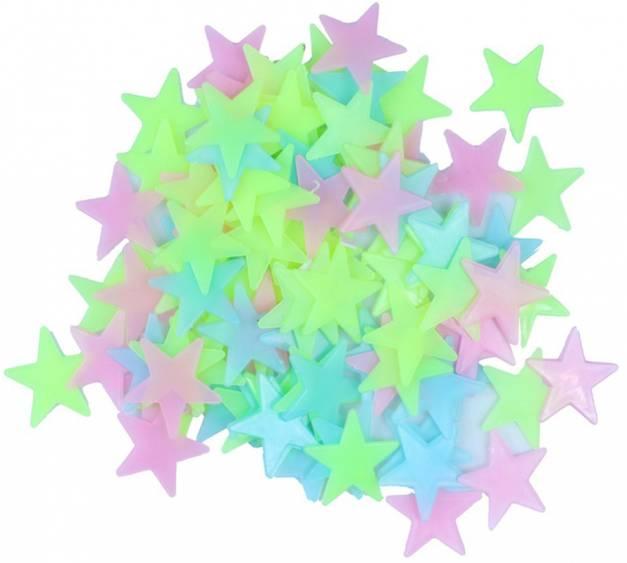Estrellas fosforescentes