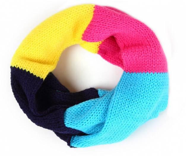 Romyne - Bufanda colorida