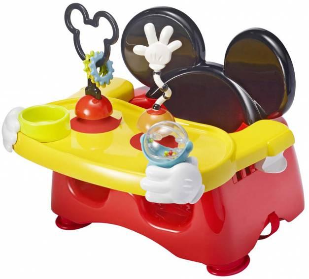 Disney Baby - Silla portatil con actividades Mickey.