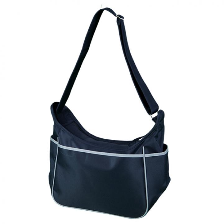 MATERNELLE - Bolso Pañalero Azul oscuro.