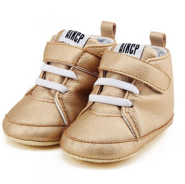 Zapato AIXCP Dorado