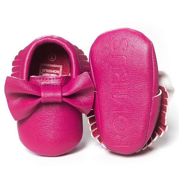 Zapato Mox Guinda - ROMIRUS
