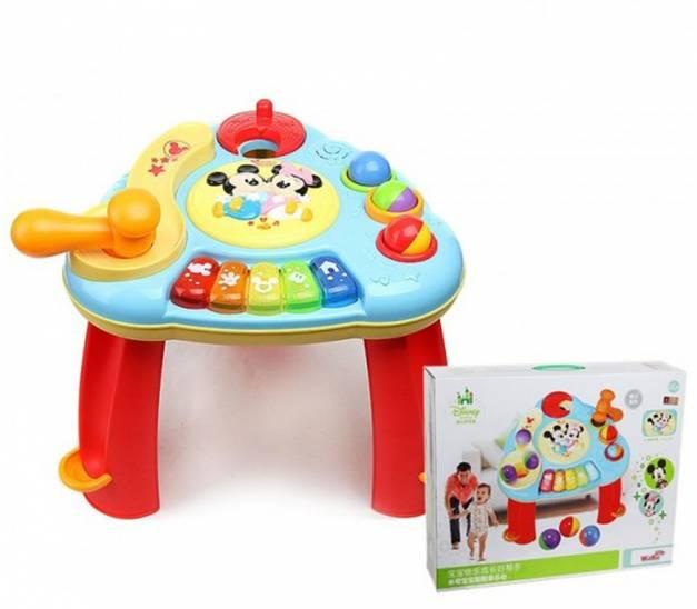 Disney Baby - Mesa Musical Golpea y Pulsa.