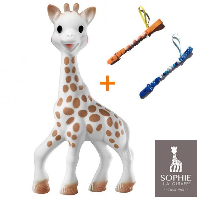 Pack Girafe Sophie + Correa sujetador