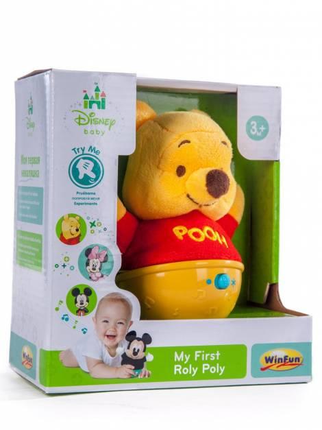 Disney Baby - Pooh bebé Roly Poly.