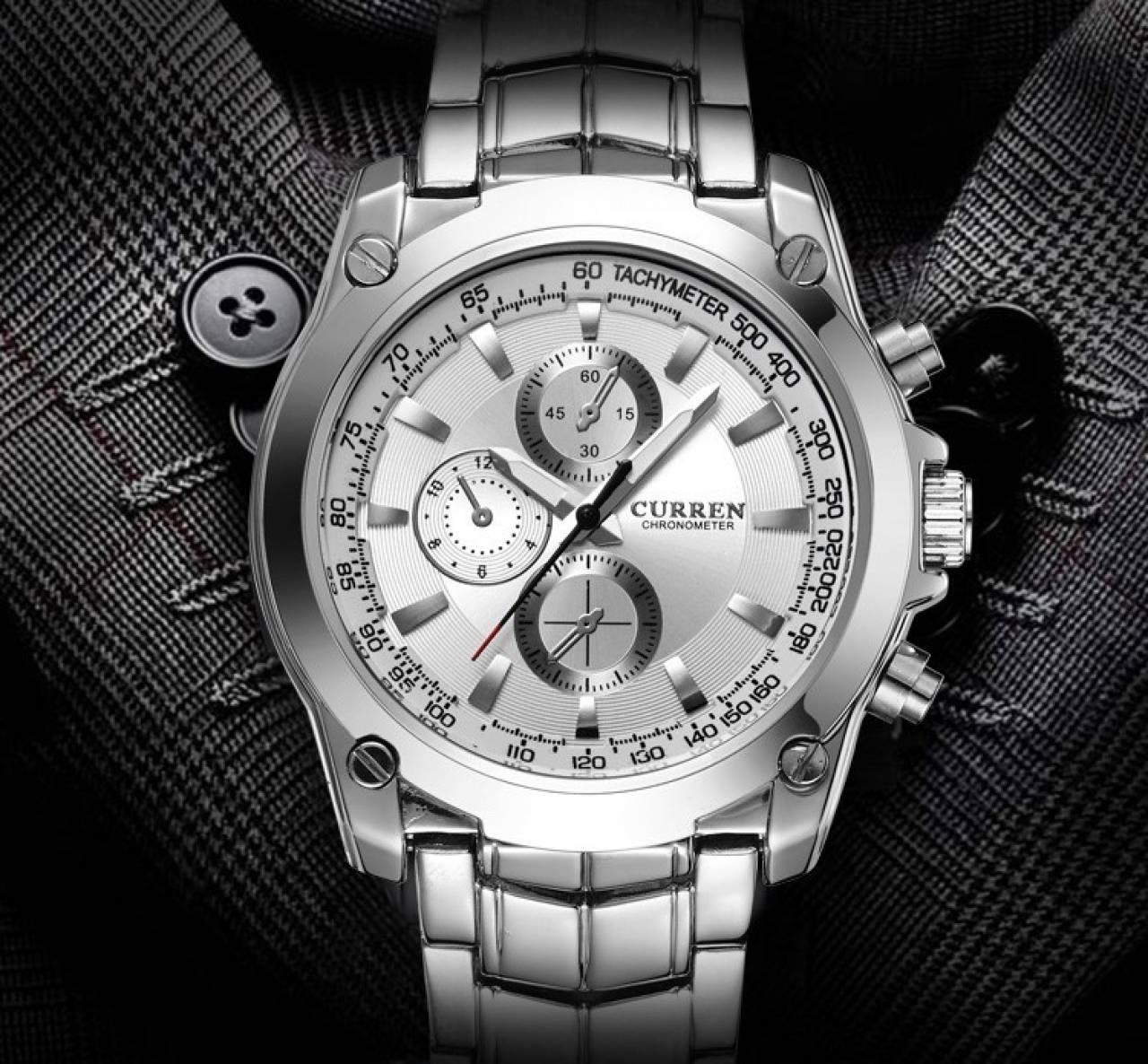 e5273b6c1af5 Joyas y Accesorios Andrew Jewels   Curren - Reloj Marca Curren para ...