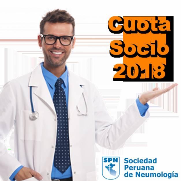 Cuota Socio 2018