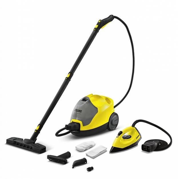 Limpiadora a Vapor SC4 - Kit plancha