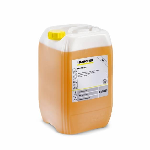 Detergente Ultra espumante para autos RM 838