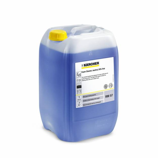 Detergente Espumante RM 57